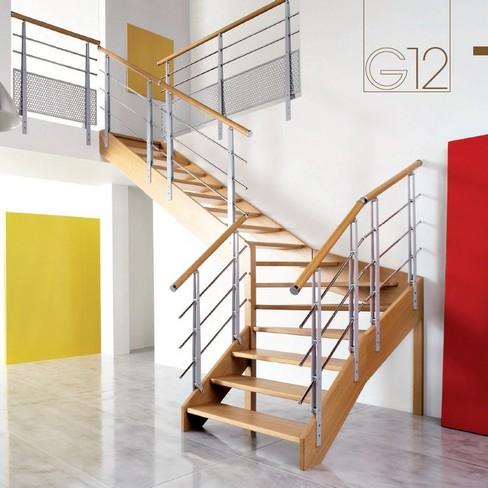 Escaliers bulgn ville vosges vittel contrexeville menuiserie maire esca - Escalier plasse prix ...