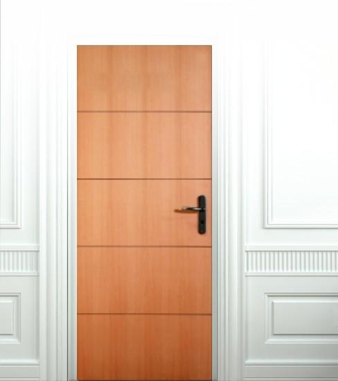 Porte postform e - Menuiserie