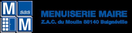 Menuiserie Maire Bulgneville Vosges (88) Epinal Contrexeville Vittel Nancy (54)