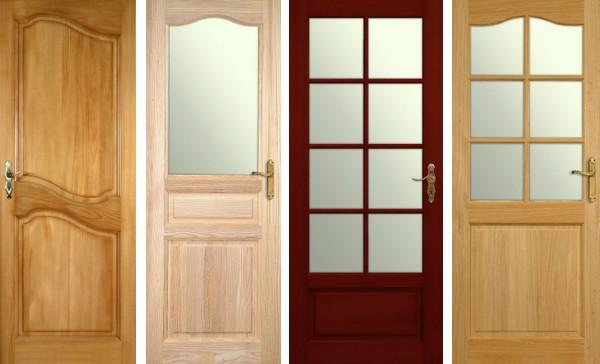 Portes int rieures menuiserie maire bulgneville - Fabricant porte interieure bois massif ...