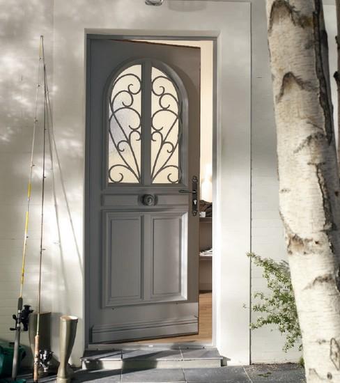 Portes d'entrée en bois - Bulgnéville Vosges Vittel Contrexeville - Menuiserie Maire - portes ...